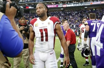Fitzgerald falls to 0-6 in hometown as Cards lose to Vikes