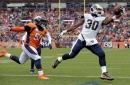 Gurley corre para 208 yardas en el triunfo de Rams a Broncos