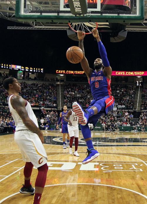 Detroit Pistons coach Dwane Casey wants players 'hurting the rim'