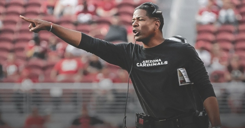 Cardinals HC Steve Wilks says he's 'majorly' concerned by team's offense