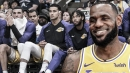 LeBron James discusses evolution as a leader, how he'll lead young Lakers