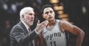 Bryn Forbes will likely start at point guard for Spurs