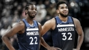Karl-Anthony Towns, Andrew Wiggins ready to step up for Timberwolves