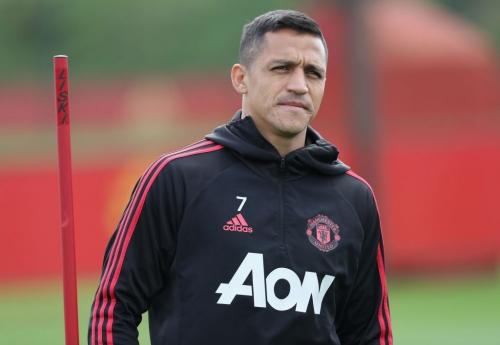 Alexis Sanchez agent begins talks over Manchester United exit