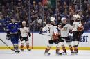 PODCAST: Ducks vs. Blues, Bounce Back Win, Silfverberg Injury