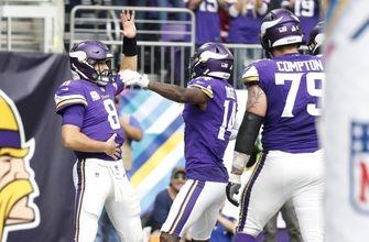 Back-to-basics Vikings beat Cardinals 27-17 behind Murray, D