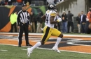 Same ending: Steelers stun Bengals 28-21 on AB's late TD