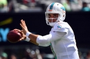 Do the Dolphins have a quarterback controversy on their hands?