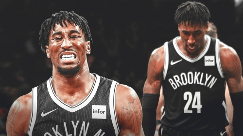 Nets' Rondae Hollis-Jefferson cleared for return from groin injury, a go for season opener vs. Pistons