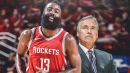 Rockets' James Harden admits successful partnership with Mike D'Antoni is because 'he lets me do what I want'