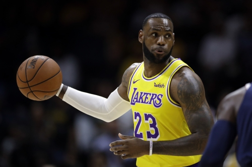 By going west, LeBron James has reset the entire NBA