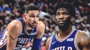 Report: Common belief within Sixers that Ben Simmons is just as big a 'killer' as Joel Embiid