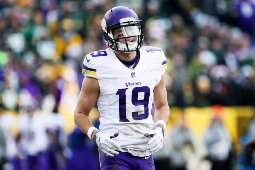 Adam Thielen could make history at this rate