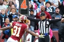 Daily Slop: With Two Turnovers, Josh Norman Provides A Rebuttal; Redskins get a desperately needed victory