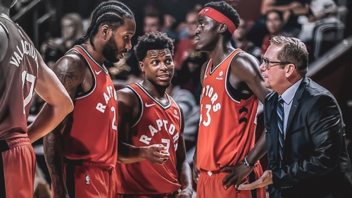 Nick Nurse says Raptors' starting lineup, rotation will be fluid
