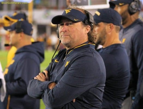 Multiple Issues To Address For Holgorsen, WVU In Off Week