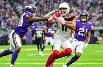 Fitzgerald falls to 0-6 in hometown as Cardinals fall to Vikings