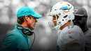 Dolphins QB Ryan Tannehill day-to-day with shoulder injury