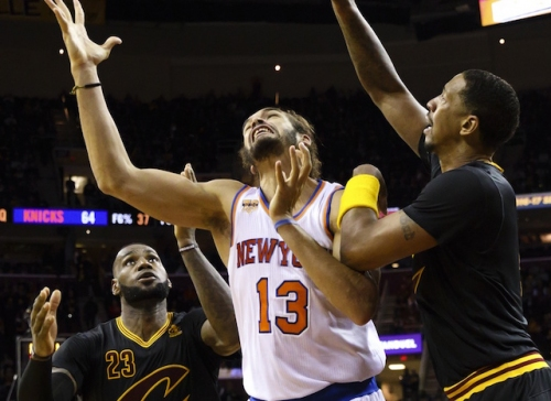 Lakers News Feed: Could Joakim Noah Provide Much-Needed Depth At Center?