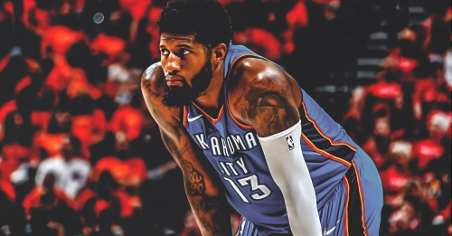 Paul George had to resist the attractiveness of moving to LA
