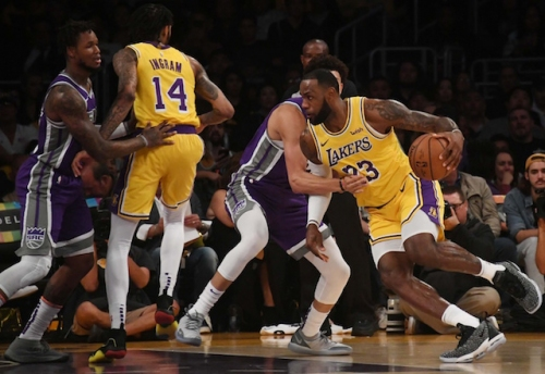 Luke Walton Doesn't Believe Lakers Young Core In 'Awe' Of Playing With LeBron James, But Instead Embracing Challenge