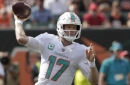 Dolphins QB Ryan Tannehill could be back in starting spot Sunday vs. Lions