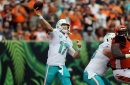 Ryan Tannehill indefinitely 'day-to-day' in return from shoulder injury