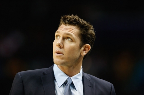 Luke Walton Believes Lakers Are 'Always Relevant' Regardless If They Win Or Not