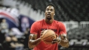 Wizards' Dwight Howard returns to full practice