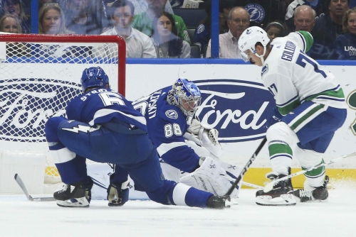 Lightning's owes its penalty-kill success to the art of blocking shots