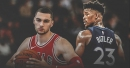 Bulls' Zach LaVine defends Timberwolves' Karl-Anthony Towns, Andrew Wiggins from Jimmy Butler's criticism about work ethic