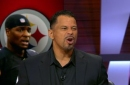 Rod Woodson explains why he wants to see James Conner and Le'Veon bell on the field at the same time