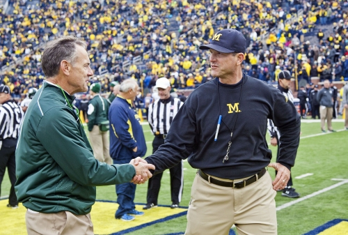 Michigan State football made-up mailbag: Do the Wolverines finally respect the Spartans?