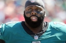 Eagles offensive line coach doesn't expect Jason Peters to miss time
