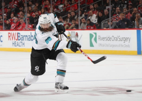 San Jose Sharks Fantasy: Brent Burns and Erik Karlsson May Eat into Each Other's Value