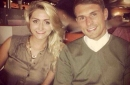 Wales star Aaron Ramsey's wife has given birth to twins