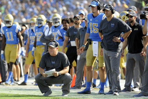 UCLA Football: Phillips and Jamabo Out For the Season