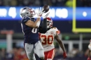 When Patriots need a big play, it's Brady to Gronk