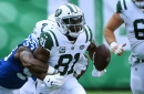 Report: Quincy Enunwa to miss 3-4 weeks with a high ankle sprain