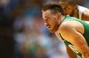 Celtics Practice Report: Gordon Hayward says they'll be butterflies tomorrow night