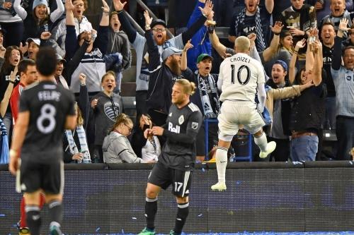 Guess the Starting XI and Final Score (MLS Match #32 -Sporting Kansas City)