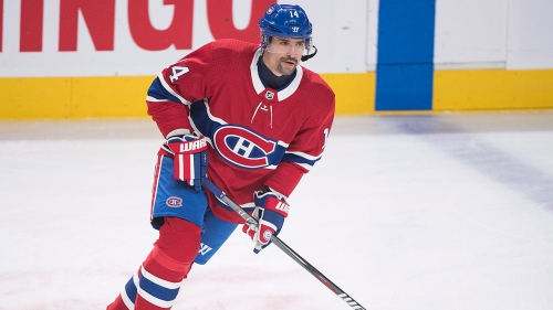 Plekanec scores in 1,000th NHL game as Canadiens beat Red Wings