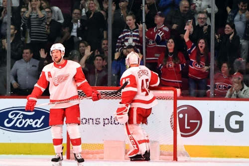 Detroit stinks up the place with another terrible loss to the Canadiens