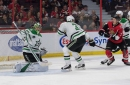 Stars Outshoot Senators But Ultimately Fall In Their First Road Game