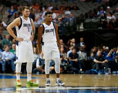National Mavericks predictions: Can Rookie of the Year candidate Luka Doncic help sneak Mavericks into playoffs?