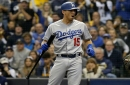 2018 NLCS: Austin Barnes To Start At Catcher In Place Of Yasmani Grandal In Game 4 Against Brewers