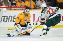 More life from the Wild, but another slow start, another loss in Nashville