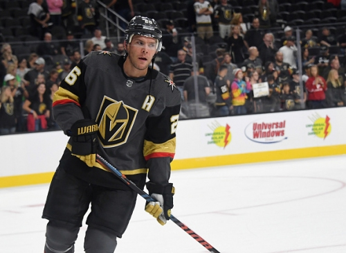 Vegas Golden Knights Paul Stastny Could Be Out Multiple Months
