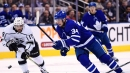 Maple Leafs' Auston Matthews taking quantum leap with record start
