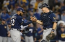 Brewers shut out Dodgers 4-0 for 2-1 series lead